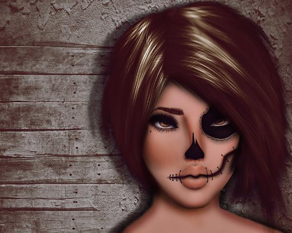 Zoe skull