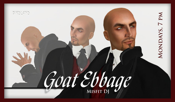 Goat Poster L