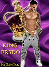 KING FR3DO