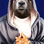 """ . . . and Marshall Mathers as a beaver!"""