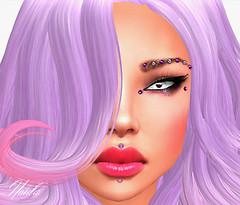 Oggy Pink Tan Face