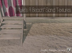 lifes a beach sand textures insight designs