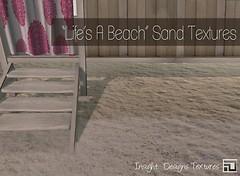 lifes a beach sand textures insight designs