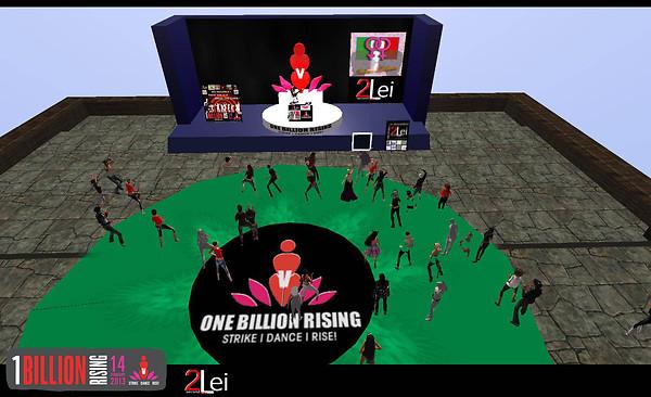 ONE BILLION RISING - 2Lei - Second Life (26)