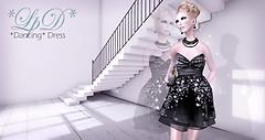 *Dancing* Dress Black Version
