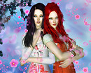 .:°Mnemosine&Freja - You are my Sister ♥°:.