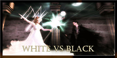 White VS Black