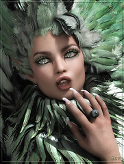 Feather Woman