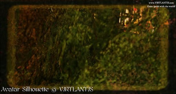 Avatar Silhouette @ VIRTLANTIS (Paradise Island)