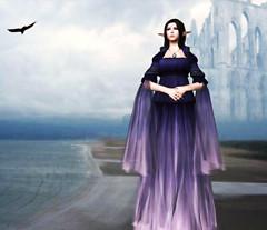 Cersei Gown-Blue