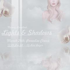 *Lights & Shadows*