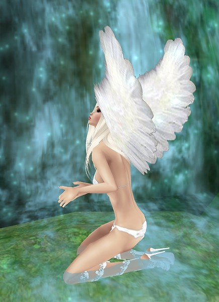 Angel in Paradise