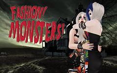 fashion monsters!