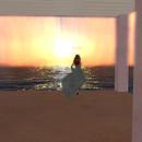 QT Kasha and sunset