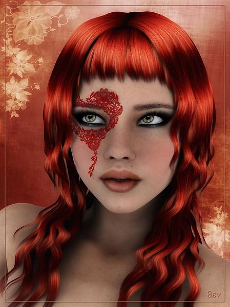 Red Monique