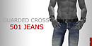 Guarded Cross Jeans In-Store Poster