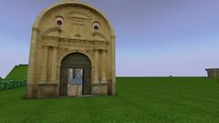 El Templo de la Espada del Guerrero
