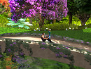Relaxing in new flowers, Devis Garden (8)