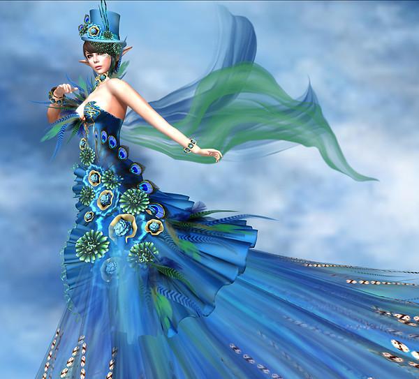 Son!a Diva Dress