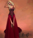 Utopia red gown_4