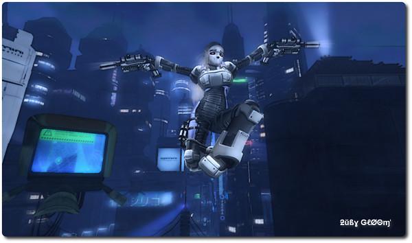 Cyber City Hunter I
