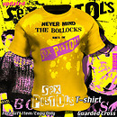 Sex Pistols T-Shirt (V4/MESH) - POP Slide