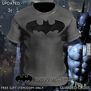 Batman T-Shirt (V2/MESH) - POP Slide