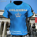 Columbia University T-Shirt (V3/MESH) - POP Slide