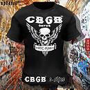 CBGB T-Shirt (V2/MESH) - POP Slide