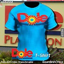 Dole T-Shirt (V5/MESH) - POP Slide