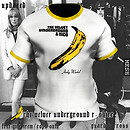 the Velvet Underground T-Shirt (V9/MESH) - POP Slide
