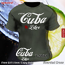 Cuba Libre T-Shirt (V2/MESH) - POP Slide