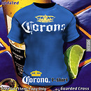 Corona Beer T-Shirt (V2/MESH) - POP Slide