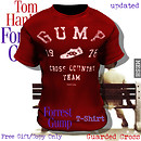Forrest Gump T-Shirt (V2/MESH) - POP Slide