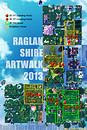 Raglan Shire ArtWalk 2013 / MAP