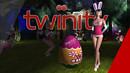 Easter Bunny &amp; Egg - Online Virtual World