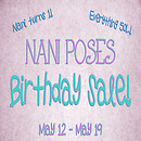 Nani Turns 1! Birthday Sale!