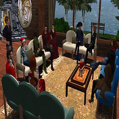 VSTE in Second Life, 2012-12-10 Planning Mtg
