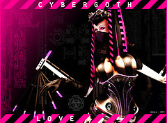 Cybergoth Love Part 1