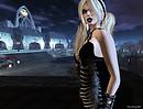 Me at World Goth Fair