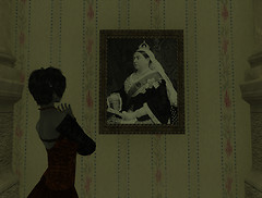 Me and Queen Victoria