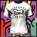 Keith Haring T-Shirt (V2) - POP Slide
