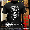 Public Enemy T-Shirt - POP Slide (Take Two)