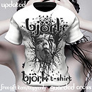 Bjork T-Shirt (V3/MESH) - POP Slide