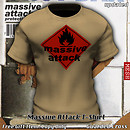 Massive Attack T-Shirt (V3) - POP Slide
