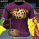 Sly & the Family Stone T-Shirt (V3) - POP Slide