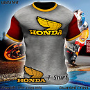 HONDA T-Shirt (V5) - POP Slide (Take Two)