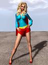 Supergirl Circa 1972