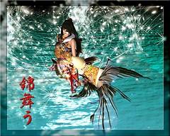 Mermaid -japonica-