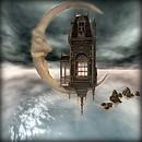 La maison sur la Lune